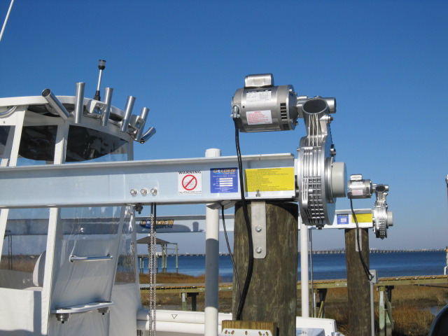 Boat Dock Wiring